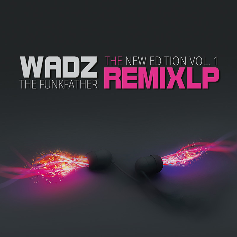 The Remix LP New Edition Vol  1